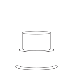 TWO TIER - ROUND